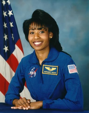black female astronaut who died - photo #1